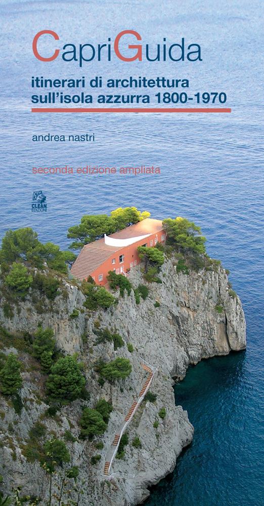 Capriguida itinerari di architettura sull isola azzurra for Libri sull architettura